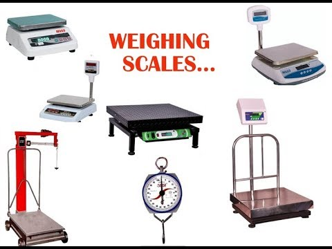 Weighing scales dealers in Pakistan | Weighing scales in Pakistan
